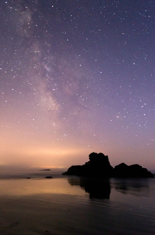 Milky Way at Houda Point