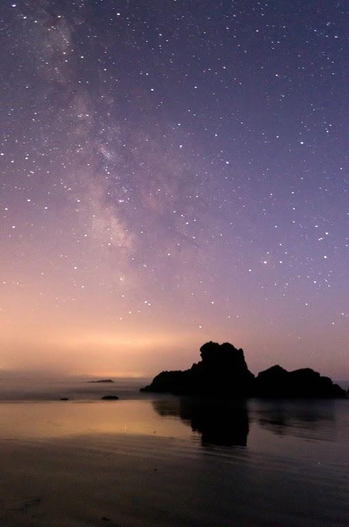 Milky Way at Houda Point