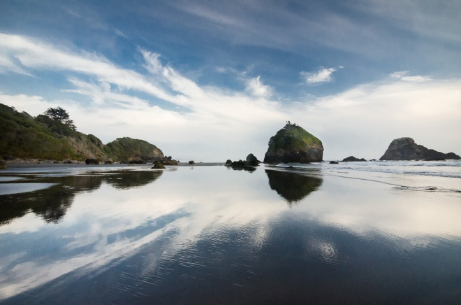 Beach, California, Trinidad, Coastal California