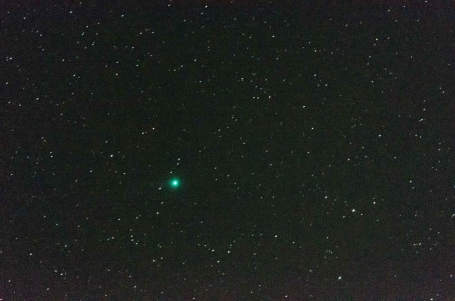 Comet Lovejoy C2014 Q2 [Green]